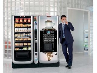 Кофейный торговый автомат. Рекомендации по выбору